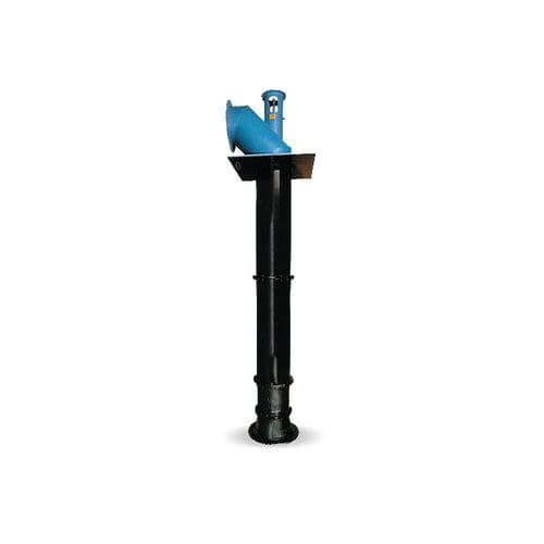 water pump / submersible / propeller / industrial