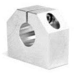 shaft end support / precision / flange