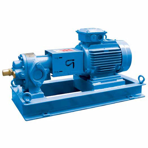 grease pump / fuel oil / electric / self-priming