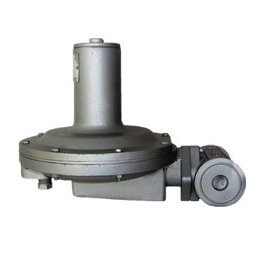 Diaphragm valve / pressure-reducing / for gas / threaded UBB series Carraro S.r.l.