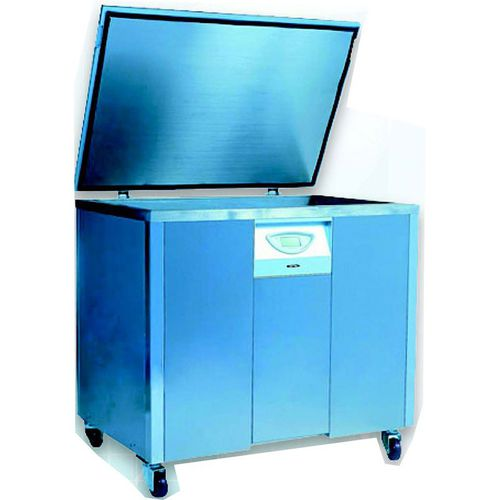 ultrasonic cleaning machine / automated