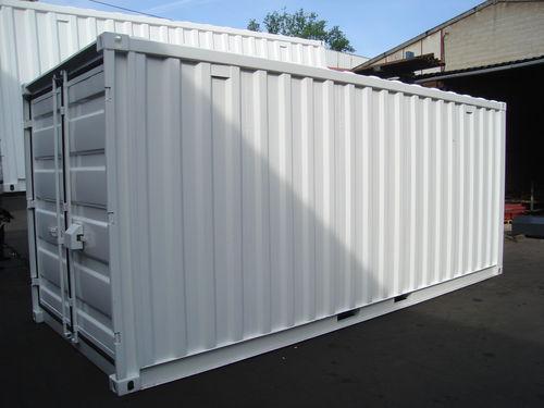metal intermodal container / storage
