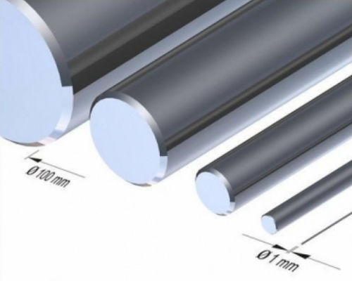 steel shaft / precision / guide / tempered