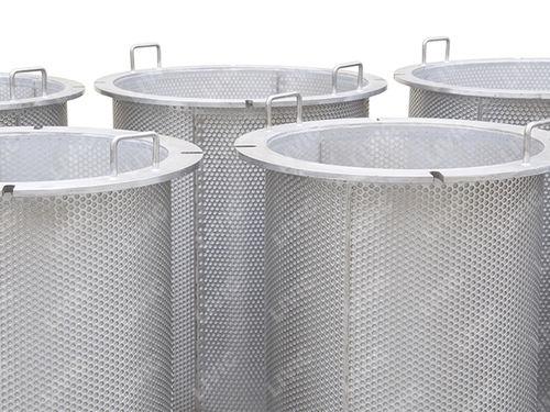 composite filter element / liquid