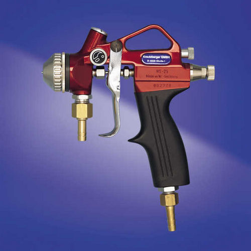 spray gun / for paint / manual / pneumatic