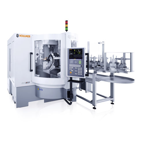 external cylindrical grinding machine / tool / CNC / 6-axis