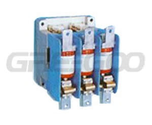 Motor contactor / vacuum / three-phase / medium-voltage EVC9-3.6/D400-4T series  GREEGOO ELECTRIC CO LTD