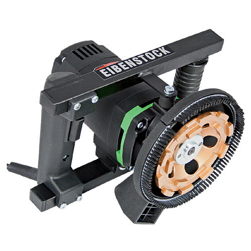 electric sander / disc / for wood / for concrete floors