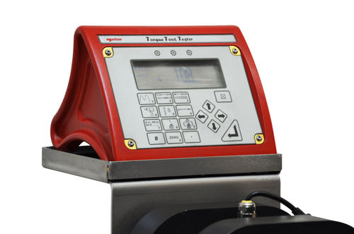 bench-top torque tester / for torque wrenches / digital