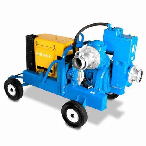 water pump / diesel engine / centrifugal / industrial