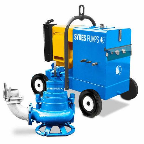 water pump / diesel engine / submersible / centrifugal