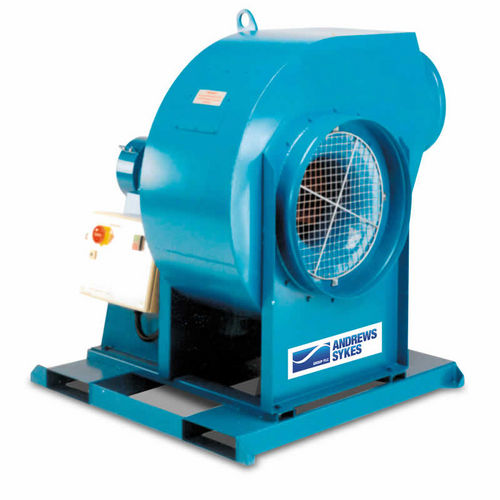 centrifugal fan / extractor / ventilation / for tunnels