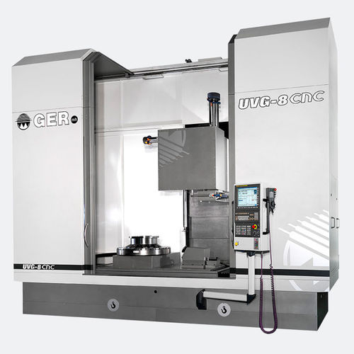 external cylindrical grinding machine / internal cylindrical / for gears / CNC