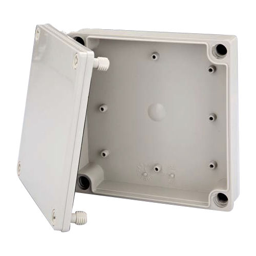 wall-mount enclosure / rectangular / polycarbonate / ergonomic
