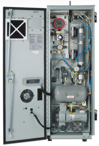 pure nitrogen generator / process