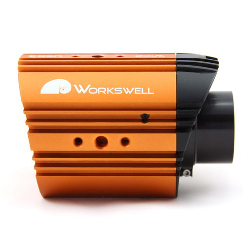 thermal camera / for night vision / LWIR / HD