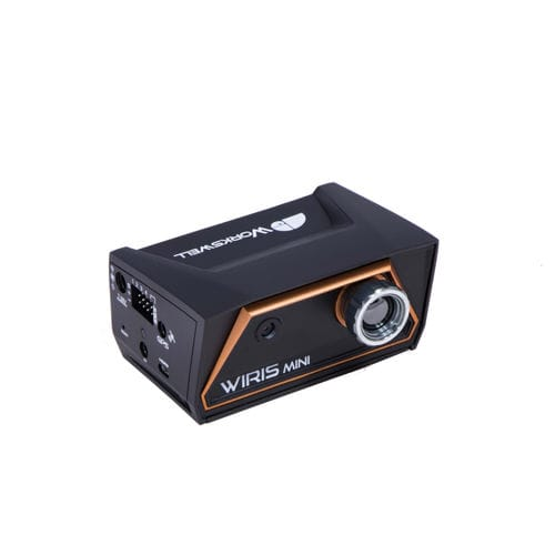 inspection camera / monitoring / thermal imaging / infrared
