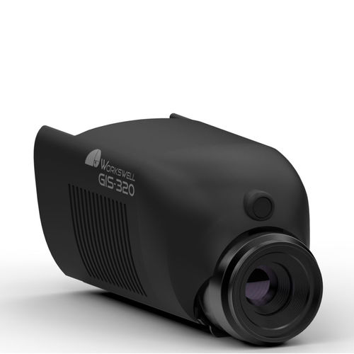 monitoring camera / thermal imaging / for gas leak detection / infrared