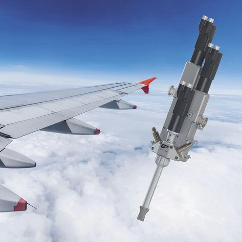 batch blender for aeronautical applications - ViscoTec Pumpen- u. Dosiertechnik GmbH