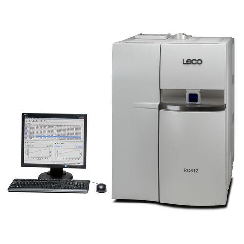 carbon analyzer / silica / total organic carbon / crystallization