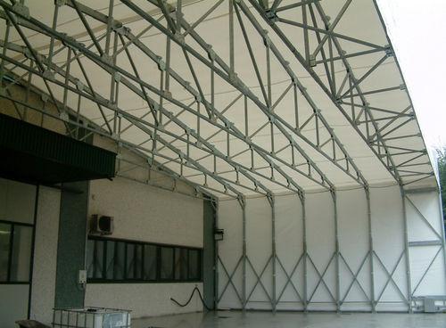 lightly-framed structure / modular