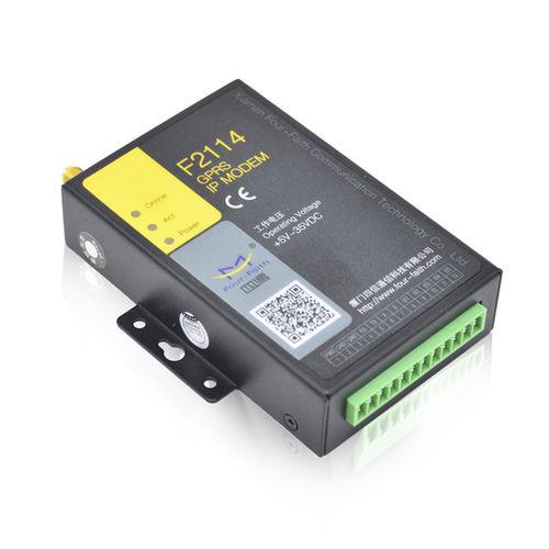 wireless modem / cellular / data / RS232