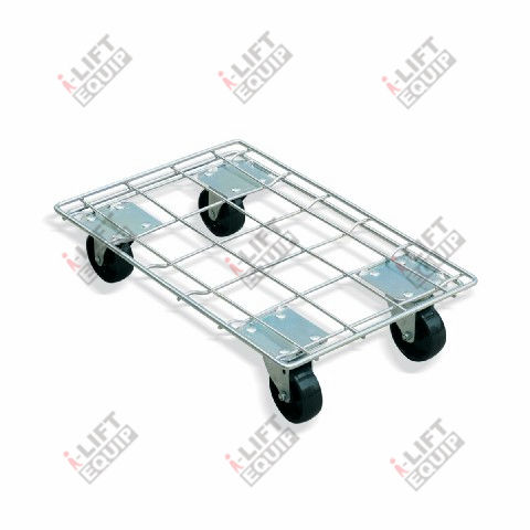 metal dolly / for containers