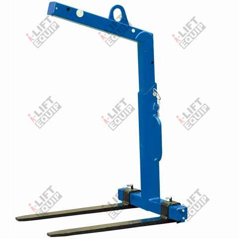 height-adjustable crane / balanced / lifting / for materials handling