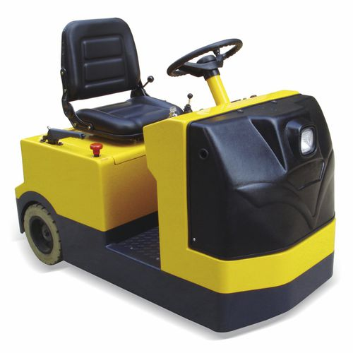 electric tractor / 3-wheel / ride-on / towing