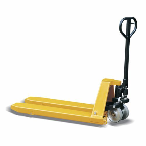 hand pallet truck / hydraulic / for heavy-duty applications
