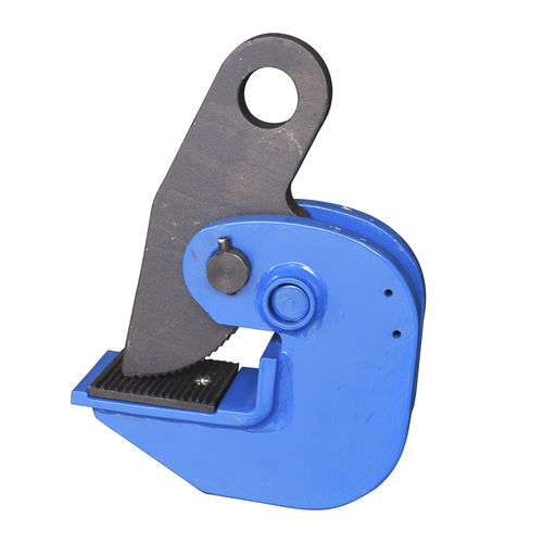 sheet metal lifting clamp / horizontal