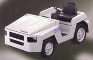 diesel tractor / 4-wheel / ride-on / towing