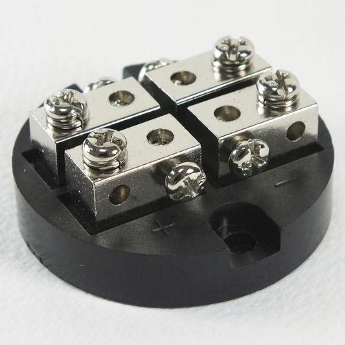 Screw connection terminal block / for temperature sensors N-xP-B series Temperature Technology Ltd
