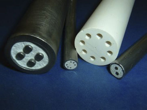 insulated electrical cable / multi-conductor / copper / metal-sheathed
