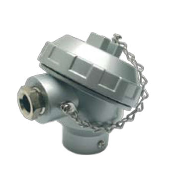 Aluminum connection head / for temperature sensors / IP68 H-KNC-34 Temperature Technology Ltd