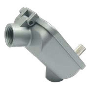 Aluminum connection head / for temperature sensors H-KAA, H-G-M16 Temperature Technology Ltd