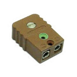 electrical power supply connector / IEC C7 / female / high-temperature