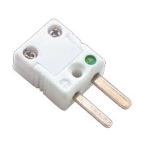 electrical power supply connector / IEC C7 / male / ceramic