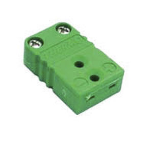 electrical power supply connector / IEC C7 / female / miniature