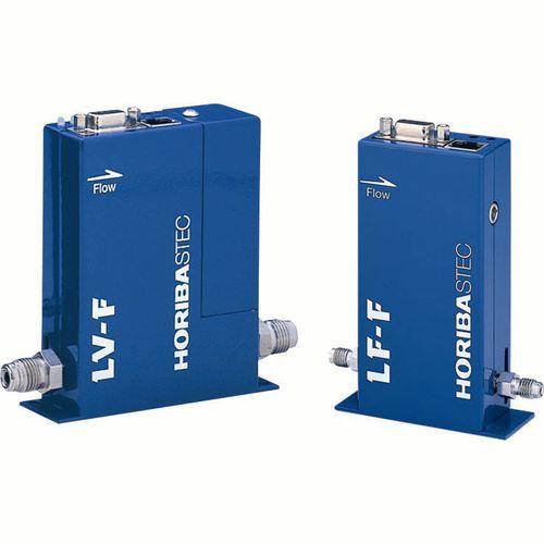 thermal flow meter / mass / for liquids / digital