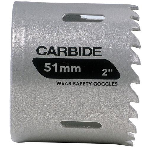 wood hole saw / carbide