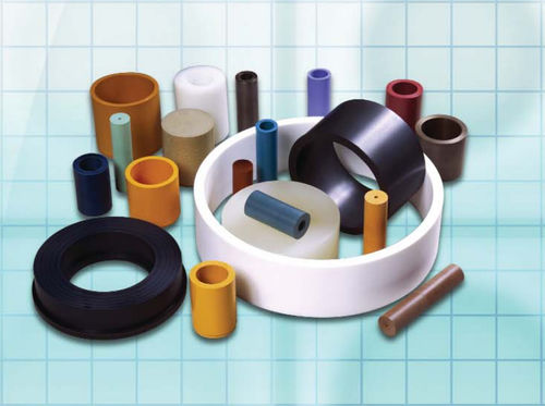 PTFE compression molding / technical parts / small series / for industrial applications