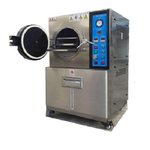 Temperature test chamber / environmental stress screening / automatic 100 - 135  °C | HAST series ASLi (China) Test Equipment Co., Ltd