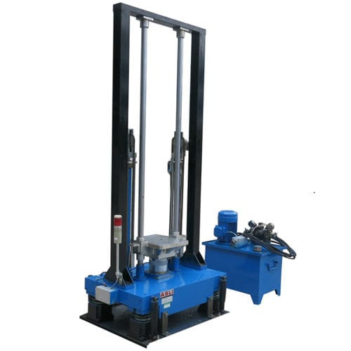 Shock test stand / acceleration / mechanical max. 400 kg | SS series  ASLi (China) Test Equipment Co., Ltd