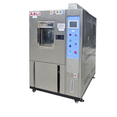 Climatic test chamber / with window TH-150-F | -70℃~150℃, 20%R.H.~98%R.H. ASLi (China) Test Equipment Co., Ltd