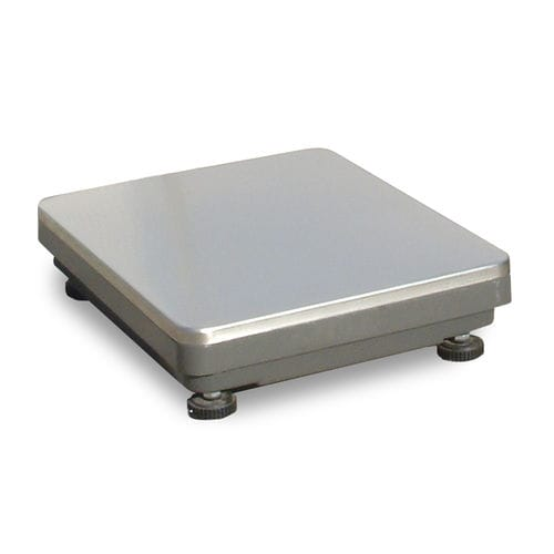 Platform scale / with separate indicator / stainless steel pan / IP65 WT GIROPES