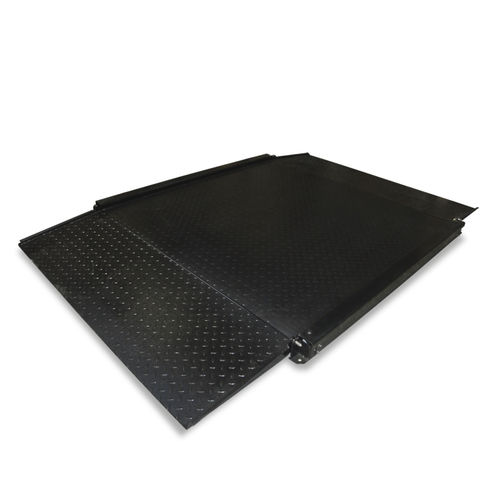 Low-profile platform scale / with separate indicator / four-cell / IP67 BVL GIROPES