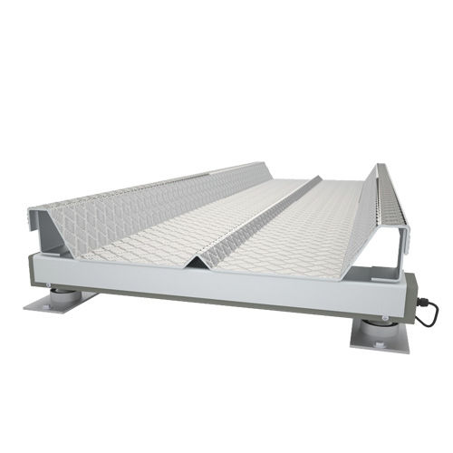 platform scale / with separate indicator / robust / livestock