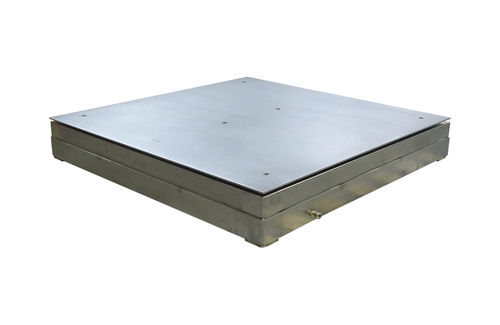 Platform scale / with separate indicator / stainless steel PSH GIROPES
