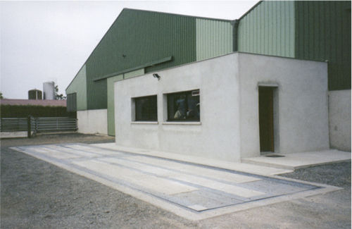 Concrete weighbridge / for vehicles BPHSE GIROPES